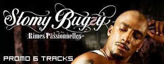 Stomy Bugzy - Rimes Passionnelles (PROMO)