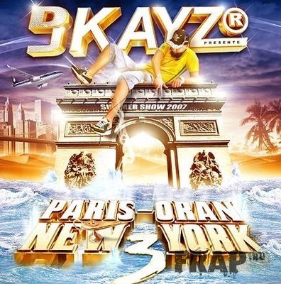 dj kayz paris oran new york 2009