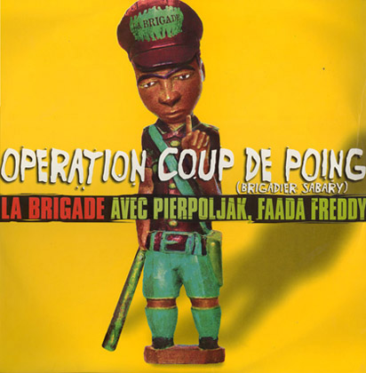 La Brigade - Operation Coup De Poing (Brigadier Sabary) (1999)