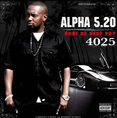 Musique(Rap FR): Quoi de neuf PD [Alpha 5.20]