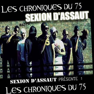 Sexion D'assaut - Les Chroniques Du 75 (2009)