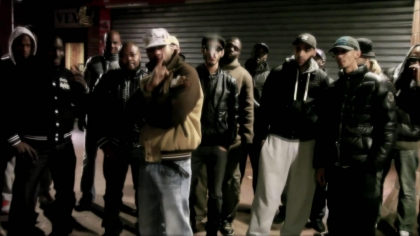 Canardo feat. Alibi Montana, Zesau, Movila & Moubaraka - Ghetto United