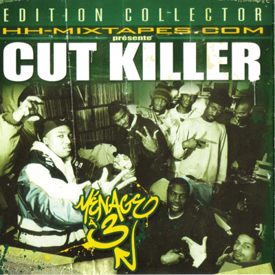 DJ Cut Killer & Menage A 3 - Mixtape N17 (2005)