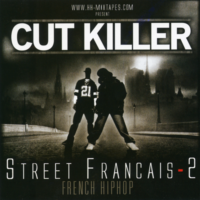 DJ Cut Killer - Street Francais Vol. 2 (2006)