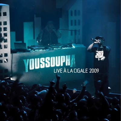 Youssoupha - Live A La Cigale De Paris (2009)