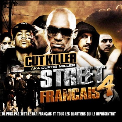 DJ Cut Killer - Street Francais Vol. 4 (2007)