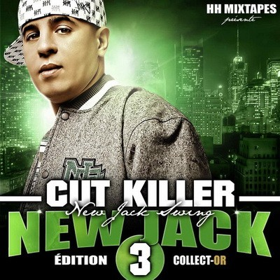 DJ Cut Killer - New Jack, Vol. 3 (1995)