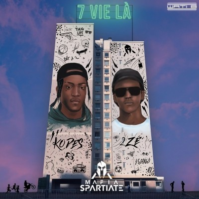 Mafia Spartiate - 7 Vie La (2018)