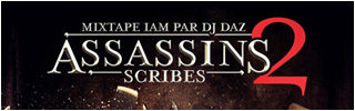 IAM - Assassins Scribes Vol. 2 (2013)
